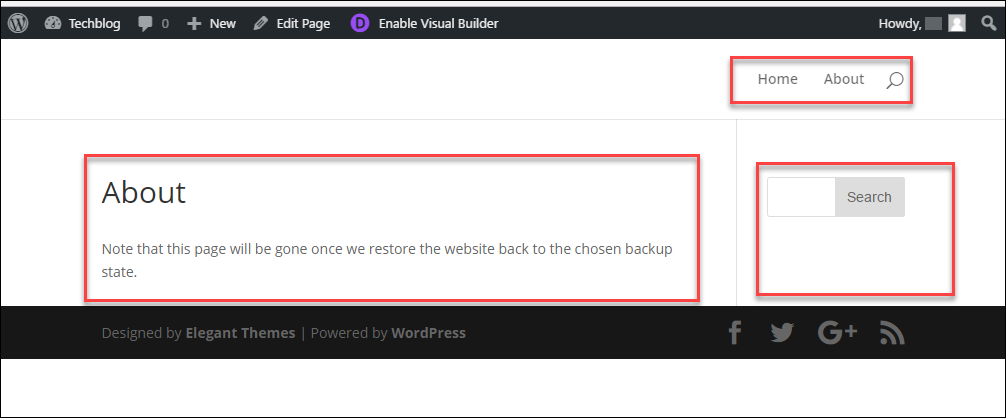 Using Azure App Service's Backup & Restore for Azure hosted